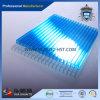 Hochwertige UVschutz-Zwilling-Wand-Höhlung-Polycarbonat-Blätter