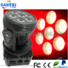 Sanfei 80W Wash LED Moving Head Stage Light (SF-113)