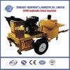 Le jumeau de M7mi moule la machine de verrouillage hydraulique automatique de brique d'argile