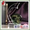 Пустая стеклянная металлическая пластинка пожалований Кристл (JD-CT-421)