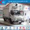 Camion de réfrigérateur de la tonne 4*2 de Jmc 3-10 mini