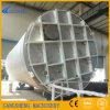 Бак для хранения изготовленный на заказ изготовления относящий к окружающей среде с сталью углерода