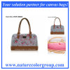 Drucken-Segeltuch-Handtasche für Büro-Dame (HBP-008)