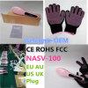 Pente eletrônico cerâmico do Straightener do cabelo do indicador de Nasv-100 LCD
