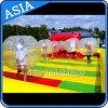 Metà della bolla Colorful Calcio Bal / gonfiabile calcio Bubble in vendita