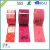 3대의 Rolls 매력적인 분홍색 색깔 BOPP는 패킹 테이프를 인쇄했다