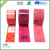 Die 3 Rolls-attraktive rosafarbene Farbe BOPP druckte Verpackungs-Band