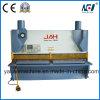 Máquina de corte da guilhotina QC11y-12X2000 hidráulica