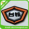 Presentes promocionais 3D e etiqueta de marca de borracha 2D (SLF-TM004)