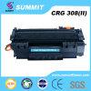 Cartucho de toner de la copiadora de la impresora laser de la fábrica para Canon Crg308 (ii)