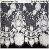 De witte Versiering van het Kant van de Manier van de Polyester Franse voor Dame Gown van de Fabriek van China vc-5016-3dbc