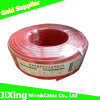 alambre aislado PVC de cobre del cable eléctrico del conductor 450/750V