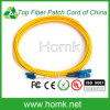 LC a Sc Fiber Optical Patch Cord Duplex