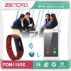 Montre de compteur de calorie exécutée par étape intelligente de distance de marche de montre de Pedometer de Digitals