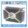 Perfil de alumínio anodizado duro do suporte de alumínio (extrusão do T-Entalhe)