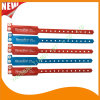 Kundenspezifische Unterhaltungs-Vinylplastik-Identifikationwristband-Armband-Bänder (E6060B31)