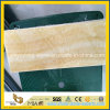 Translucent Honey Onyx Composite Tile as Interior Walling