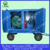 Machine industrielle de nettoyage de pipe de matériel à haute pression de nettoyage de moteur diesel