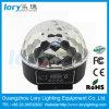 Kugel-Kristallleuchte der Stufe-LED Minimagische des Effekt-Light/LED