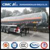 Cimc NaOH Liquid Tanker Trailer di Huajun 30cbm 3axle