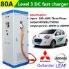 EV Charging를 위한 80A EV Charging Station