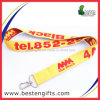 Woven poco costoso Lanyard con Highquality (B00012)