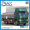 Caminhão de tanque do óleo de HOWO 6X4 20000L, caminhão de tanque do tamanho do caminhão de petroleiro do óleo