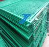 Frontière de sécurité soudée par atelier de treillis métallique/clôture provisoire