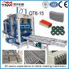 Automatisch Blok die Machine Qt6-15 die, Qt8-15, Blok maken Qt12-15 Machine maken