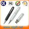 Three-Color USB Flash Drive лазера Pointer Ballpoint Pen 32GB