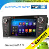 Vista carro DVD GPS DAB+ Bluetooth Android 5.1 de Imageerisin Es3078A maior 7 do  para Audi A4