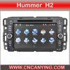 Especial del coche DVD GPS para el Hummer H2 (CY-8723)