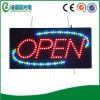 Panneau ouvert d'Afficheur LED de panneau de signe de DEL (HSO0007)