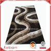 O preço de custo personalizou o tapete Shaggy do tapete da superfície coberta do poliéster do projeto 3D