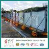 Cerca galvanizada cinta do Temp/cerco provisório para crianças