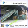 Automatische hydraulische Altpapier-Ballenpresse, emballierenmaschine mit CER