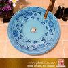 Bacino di ceramica del parrucchiere di arte dipinta a mano moderna di Jingdezhen