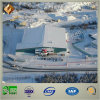 Центр лыжного курорта стальной структуры SGS Approved Prefab