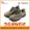 Preço antiestático RS105 de sapatas de segurança do dedo do pé de aço baixo