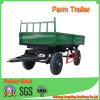 5t Side Dump Farm Trailer in Tipping Type