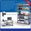 Sale、MDF BoardとのStorage ShelfのためのZ 5つの層のBeam Steel Rack