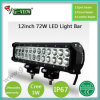 Diodo emissor de luz 2014 de Offroad Light Waterproof 72W Car do CREE do diodo emissor de luz Bar Light