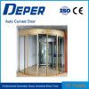 Автоматическая изогнутая дверь Dcs-100