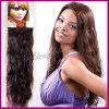 自然なペルーの人間の毛髪の織り方の拡張、100%年のRemyの毛の卸売