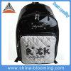 O curso brilhante do plutônio ostenta o saco da trouxa do estudante de Daypack da escola
