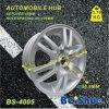 Silver Surface를 가진 알루미늄 Alloy Wheel Hub Rim