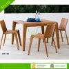藤の庭の家具のArmless椅子