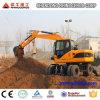 Precio de excavación del excavador Earthmoving de la maquinaria 12ton del excavador