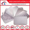 hoja Checkered grabada del acero inoxidable 304 201