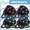 China Hot Sale 5*10W Wireless Small LED Slim PAR Discor Light